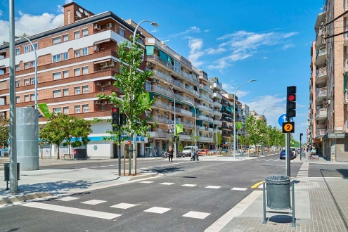 avenida Virgen de Montserrat